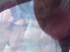 A nice and creamy jizz on Anastacia's face