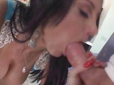 Sexy Ada Addams fucking a big dick