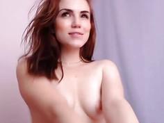 Beatifull girl with big ass