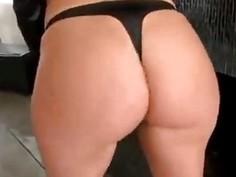 Huge Ass In Action