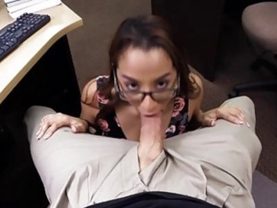 Desperate college student fuck