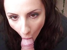 Cutie Czech girl Kerry Raven fucked hard