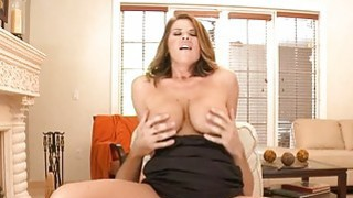 Slutty redhead milf needs a dong to tame her cunt