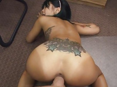 Asian chicks hot massage