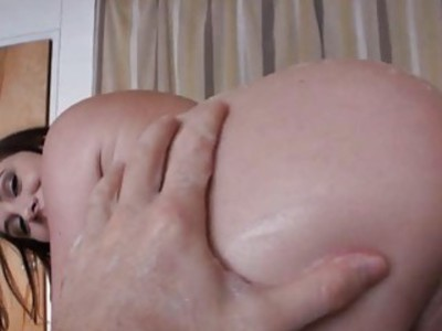 泡泡屁股GF第一次肛交角质男人在凸轮