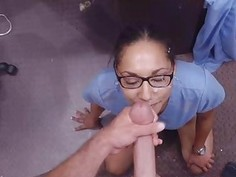 Desperate nurses banging ass