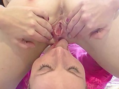 Daryl and Lucila do some pussy munching