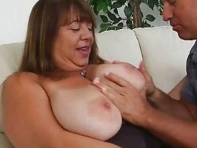 Mature Bbw Tit Fucking Open Pussy Fucking Part 1
