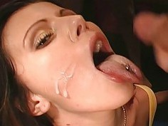 Hotties getting rough hardcore slit drilling