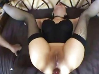 Getting her Asshole Filled