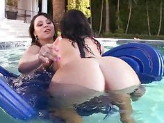 Big tittied woman bangs with guy after deep mouth