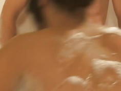 Soapy Massage Is Just The Thing