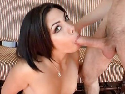 Hawt hunk is having fun licking beautys beaver