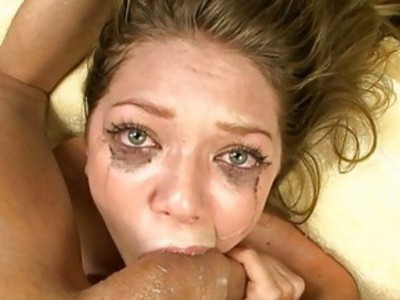 Hot sweetheart is charming guy with nasty blowjob