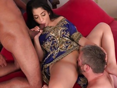 Nadia Ali Gets Pounded By Cock and Makes Husband E