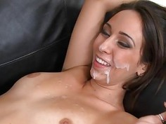 Dudes carnal vagina pounding is making beauty very