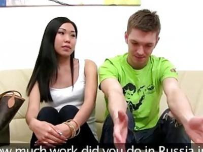 业余夫妇想要做色情