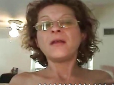 Insane crackhead chat and turns trick
