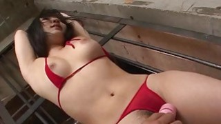 Strong domination porn scenes with insolent Chiharu