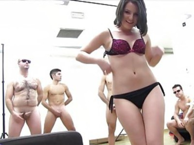 PUTA LOCURA The GangBang Teen of the Month