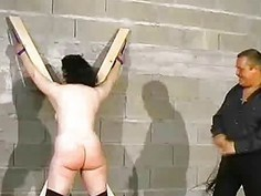 Rough slavesex and needle bdsm of hardcore fucked