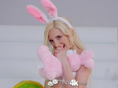 Piper Perri and Preston have Easter sex