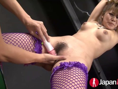 Japanese bondage Squirting