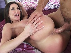 Fucking my friend's hot mom's tight & wet vagina