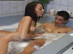 Veronicas Soapy Massage p 2/3