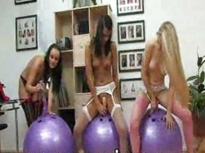 (1)3 GIRL SEXERCISE No 1mp4