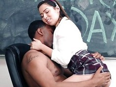 Melissa Moore fucked by big black cock