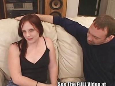 弯曲的沙龙的丈夫喜欢马虎