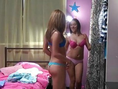 Sexy teen babe acquires tempted by a group of guys
