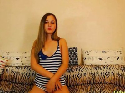 Romanian Teen Seduced and Fucked