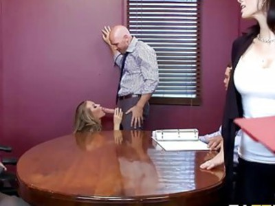 Johnny Sins fucks Nicole Aniston so hard