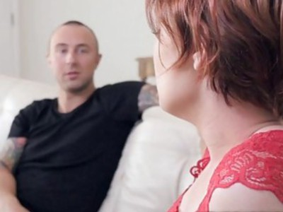Teen Faye Lynne confront stepbrother about fooling around