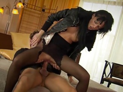 Gina gets mandhandled XXX