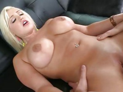 Bubble butt Dayna Vendetta pounded hard