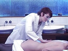 Of late in lesbimassage lesbian angel Bree and Stella having a climax