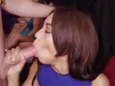 Sex adventures in the stripclub
