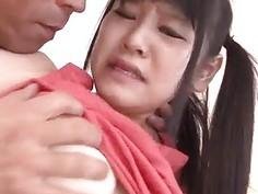 Koyuki amazes with her very tight vagina