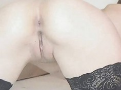 Horny Lovely Chick Gets Naked and Masturbate