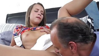 Liza Rowe seduce and fuck with an old buddy