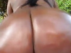 Juicy ass babe awesome analsex