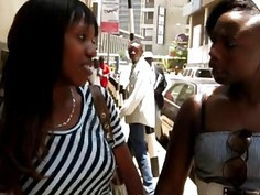 Playful African Bitches Are Having Incredible Lesbian Affair In Bedroom