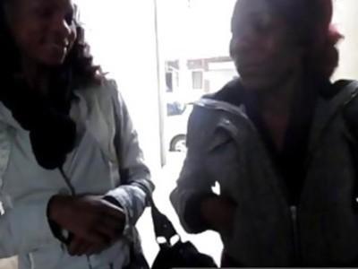 业余乌木非洲女同性恋舔阴部
