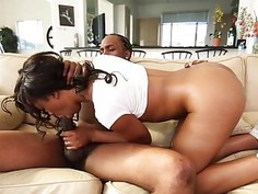 Big Chocolate Brown Ass for Anal Sex