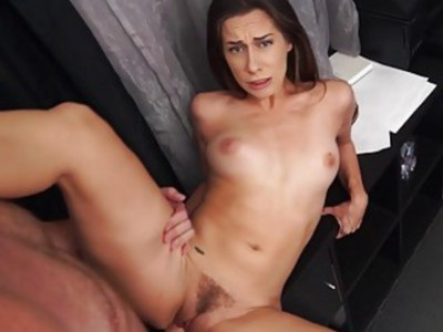 Cassidy Klien decieves and fucks by dad