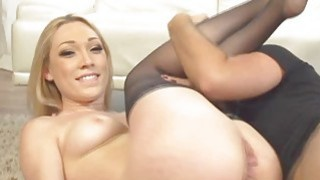Keiran Lee and Lily Labeaus steamy banging