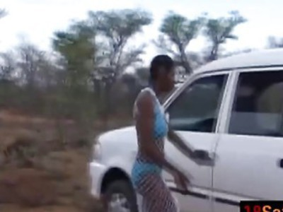 African group fucking blowjob amateur homemade